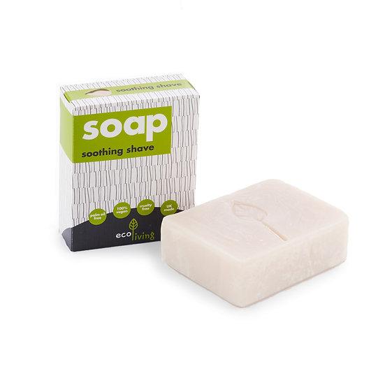 Shaving Soap Bar- Eco Living