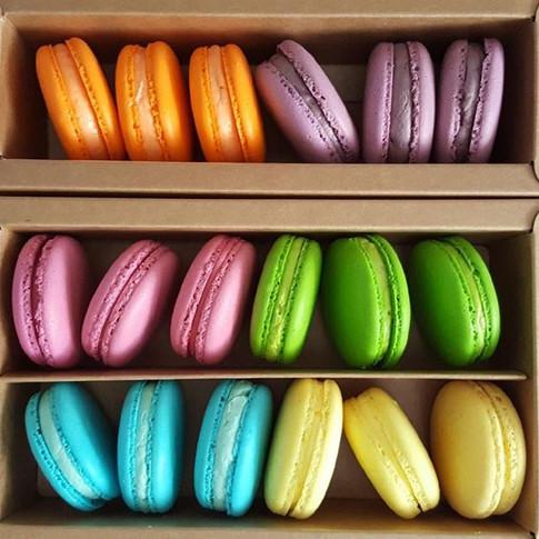 COLOUR COLOUR COLOUR! _Flavours_ birthda