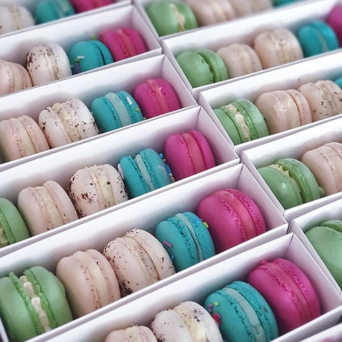 Macarons Assorted Box of Five