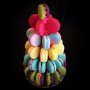 A last minute macaron tower order today