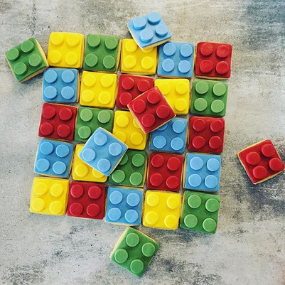 LEGO SUGAR COOKIES _Any mum would know t