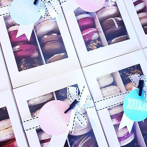 Macaron Gift Box of Ten