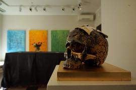 Skull by Malin Isaksson.