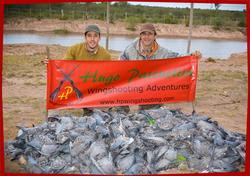 Pigeon Shooting with Hugo Pascuettin