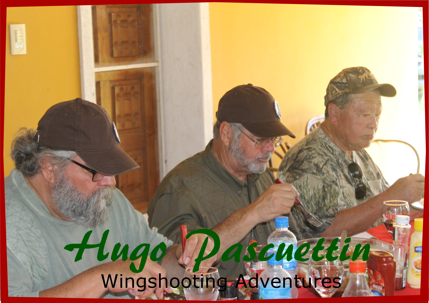 Field service- HPWingshooting