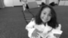 Little warriors class at Logan Tae Kwon Do School