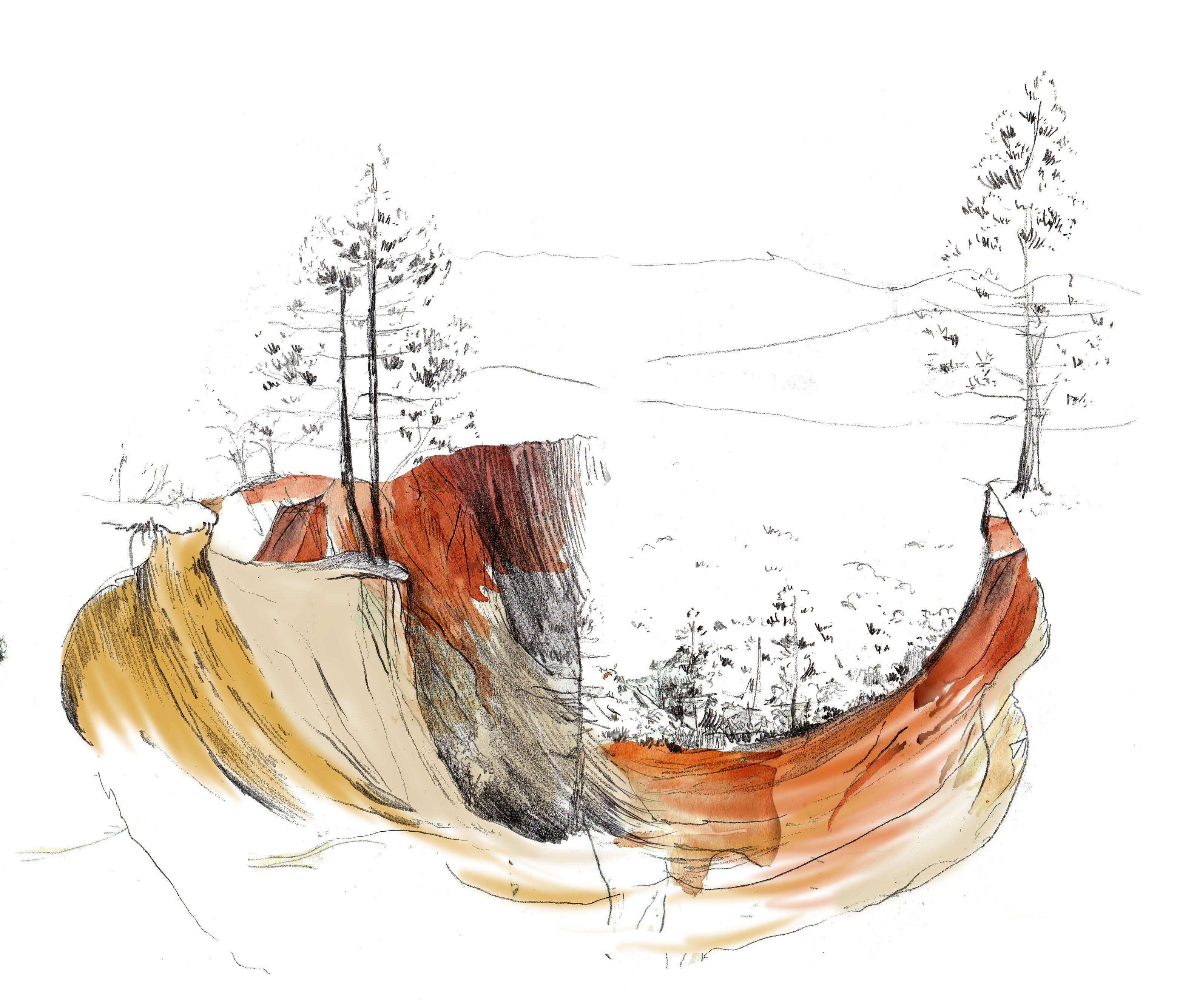 Ocres du Luberon - La bruyère