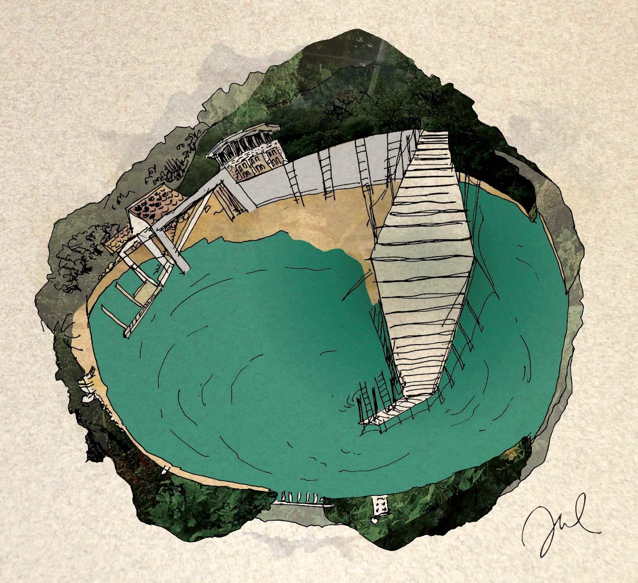 Lac du Laouzas