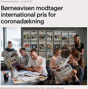 prize coverage Børneavisen DENMARK.jpg