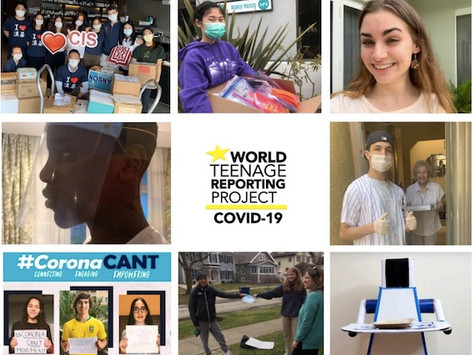 First COVID-19 teenage stories released!