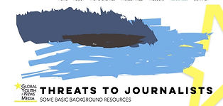 resource threats to journalists tight ho