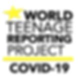 World Teenage Reporting Project logo - C