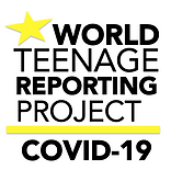 World Teenage Reporting Project logo - C
