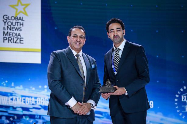 Dainik Jagran Silver Award