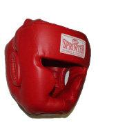 "Шлем боксерский ""Sprinter"", закрытый. Red - S"