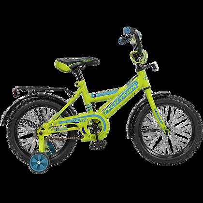 Велосипед с доп.колесами