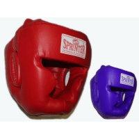 "Шлем боксерский ""Sprinter"", закрытый. Blue - S"""