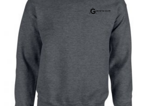 Charcoal Stylish Heavy Blend Sweatshirt