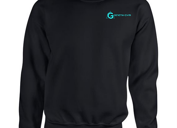 Black Stylish Heavy Blend Sweatshirt