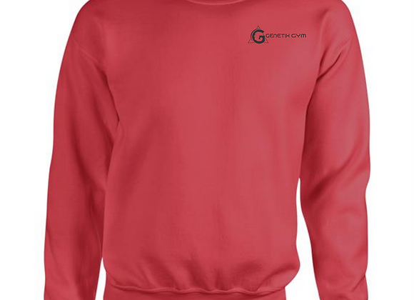 Burgundy Stylish Heavy Blend Sweatshirt