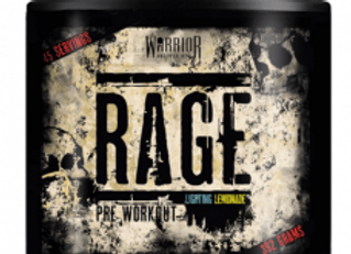Warrior Rage Preworkout