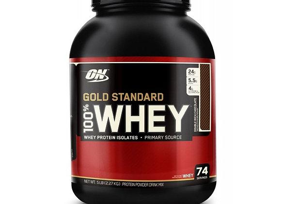 Optimum Nutrition Gold Standard 100% Whey 2273g Powder