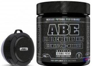 Applied Nutrition ABE Pre Workout 315g 30 Servings + FREE AN Speaker