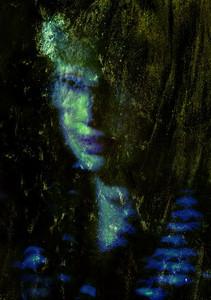 Behind a veil