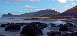 Allan Bigham West coast beach