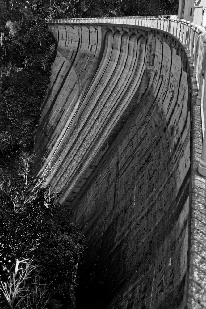 Allan Bigham-Upper Nihotipu Dam