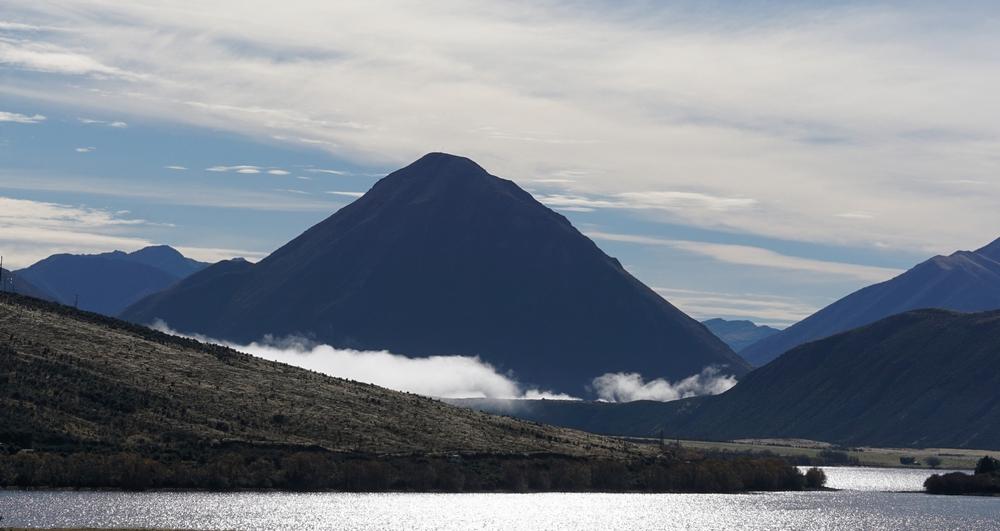 Allan Bigham Lake Pearson, Canterbu
