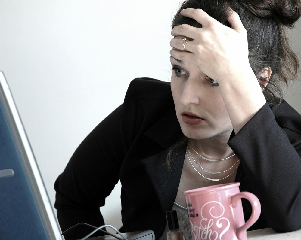 Stress at work?