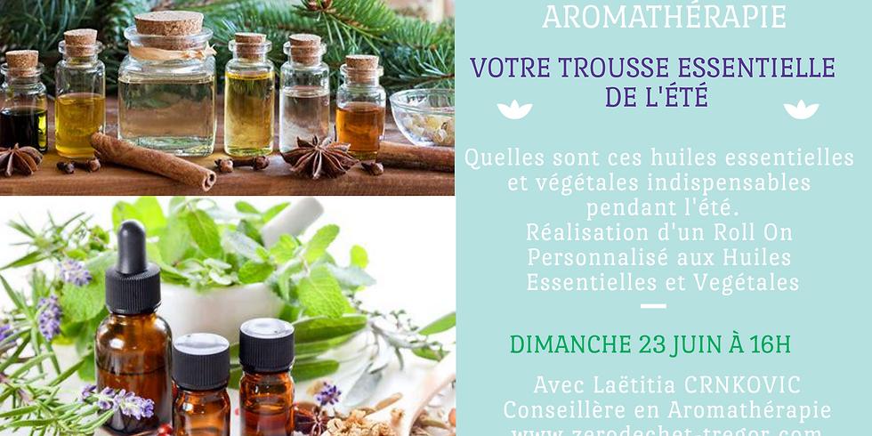 Aromathérapie : Votre Trousse Essentielle de l'été