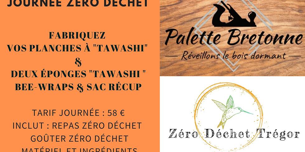 Journée Zd : Planches, Tawashi, Bee-Wraps, Sac Tee-Shirt