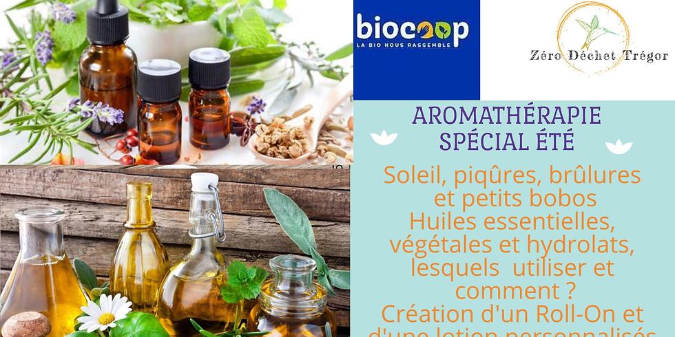 Atelier Aromathérapie pour l'été