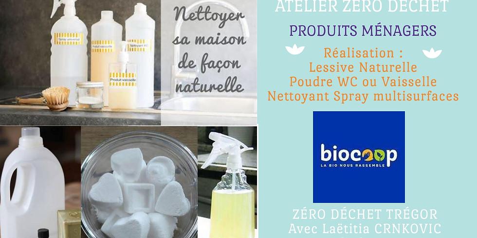 Fabriquer ses produits ménagers naturels