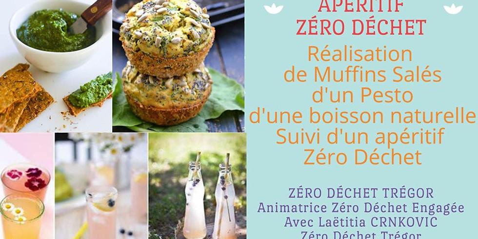 Apéro Zéro Déchet : Muffins, Pesto, Boissons Naturelles