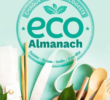 """La sortie de mon 2ème livre : """"L'ÉCO-almanach : chaque jour, un éco-geste"""" aux éditions Ouest France"""