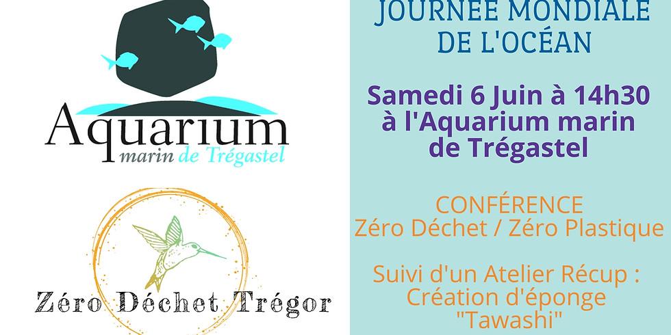 Journée Mondiale de l'Océan : Conférence Zéro Déchet + atelier