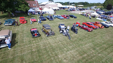 orchard car show