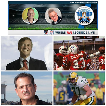 Leigh Steinberg, Tony Collins, John Luke, Tony Mandarich