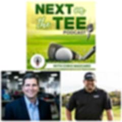 Next on the Tee, Randy Peitsch, Jason Gore