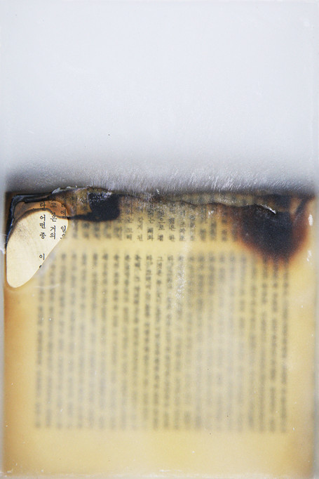 02 _ 김원진 _ Librarian_TIME MITE _ 책, 파라핀