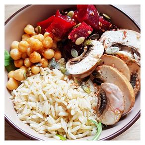 Salad' bowl d'hiver