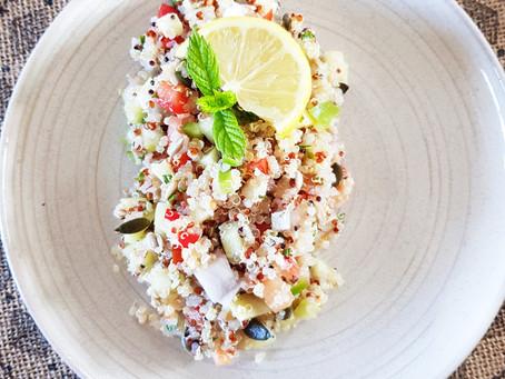 Zoom sur le quinoa: vertus nutritionnelles et recette