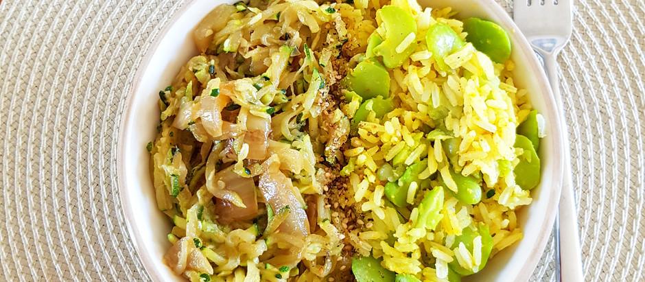 Alimentation végétarienne - Green bowl végétarien