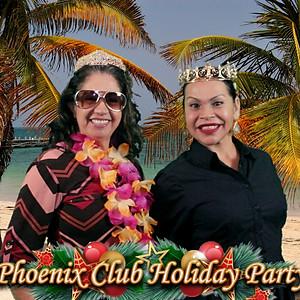 Phoenix Club Holiday Party