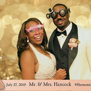 Kristen and Robert Hancock