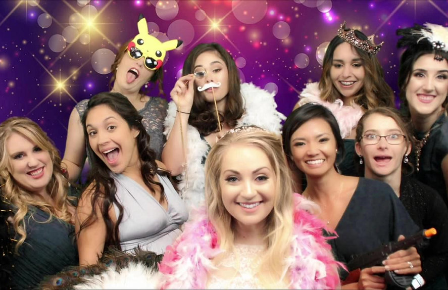 Reyes Productions Green Screen Photo Booth Event Video