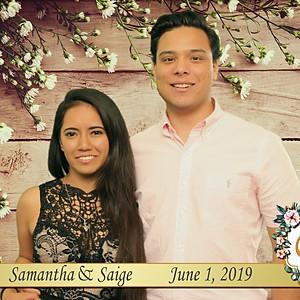 Samantha and Saige Perez